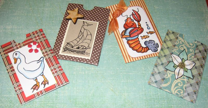 More card holders