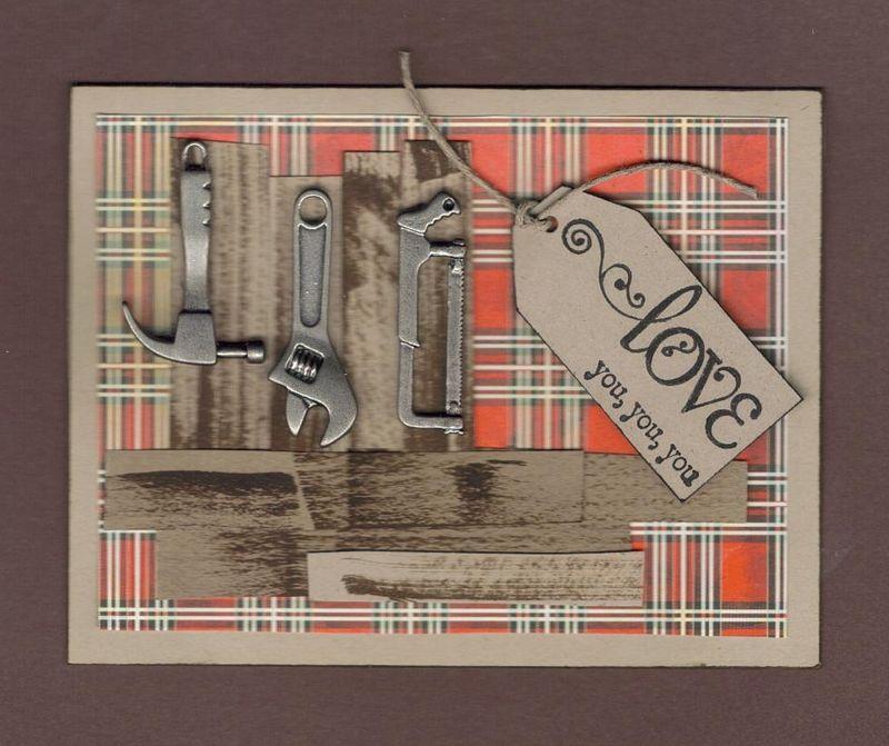 David's card